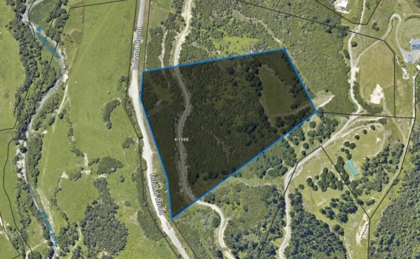 Lot 5 Arial view